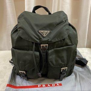 🆕 Prada Milano multipockets backpack 🎒
